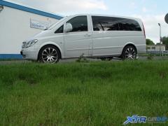 Mercedes Benz Vito & Viano