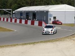 Opel Corsa OPC NRE Fahrwerkstest STC