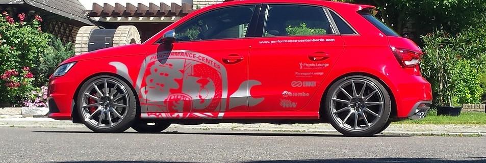Audi S1 PCB325+