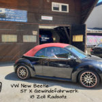 VW Beetle Fahrwerk Räder